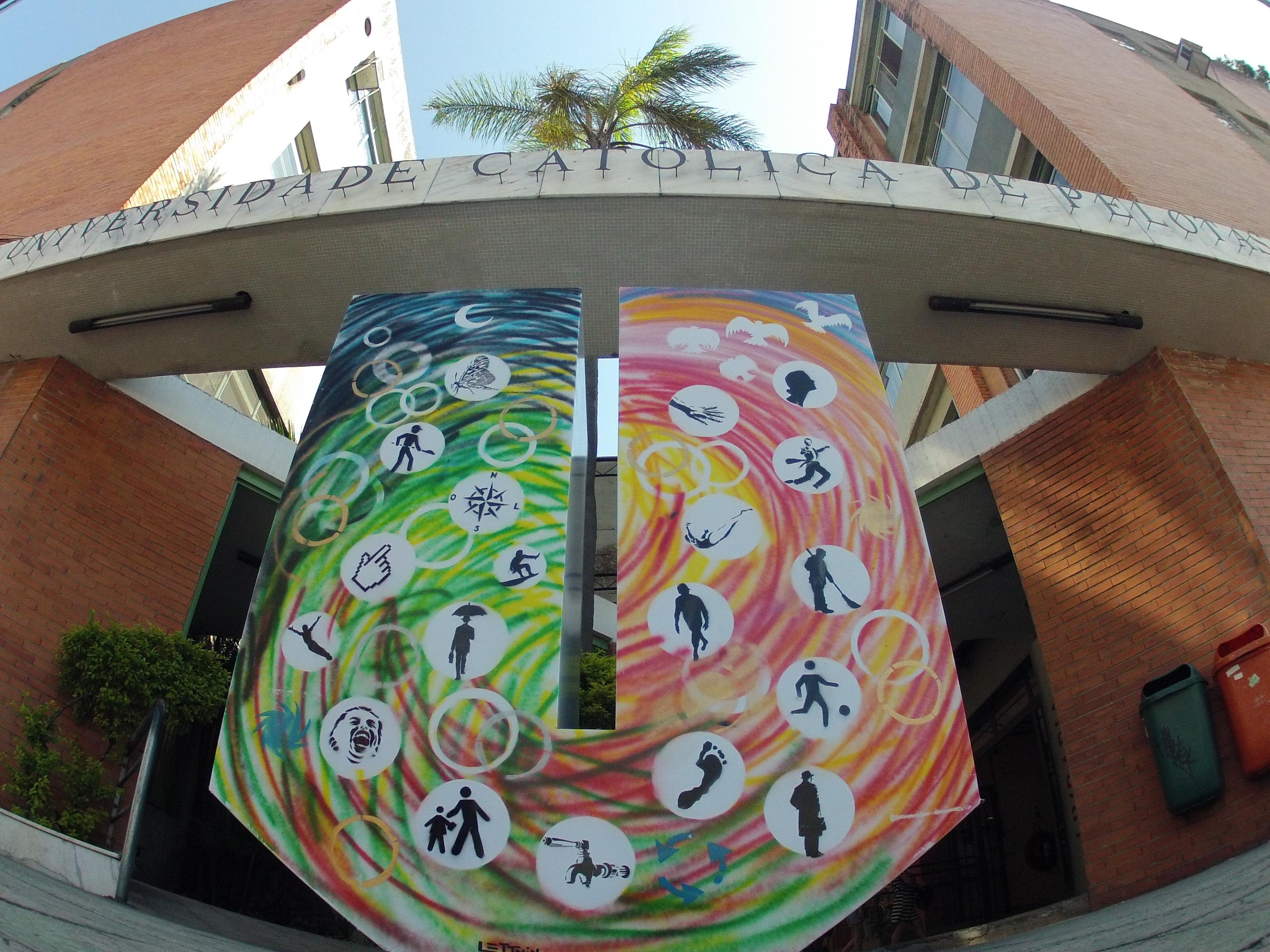 foto fachada UCPel