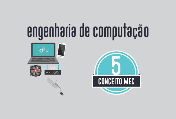 engenharia de computação - nota 5 MEC