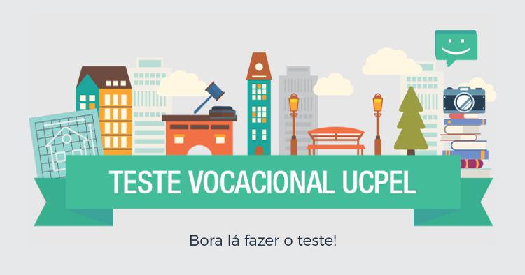 Teste vocacional UCPel