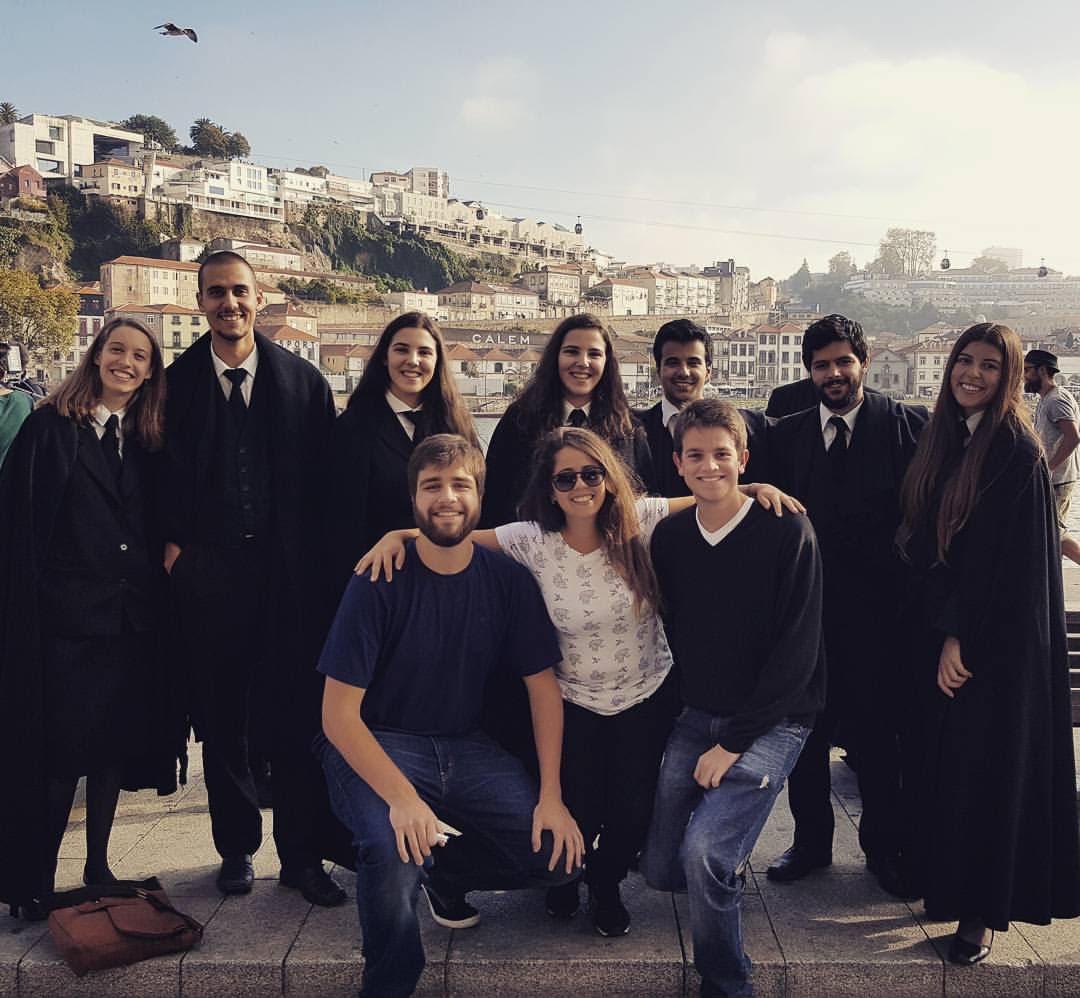 Intercâmbio em Portugal: alunos de direito da UCPel realizam intercâmbio em Portugal