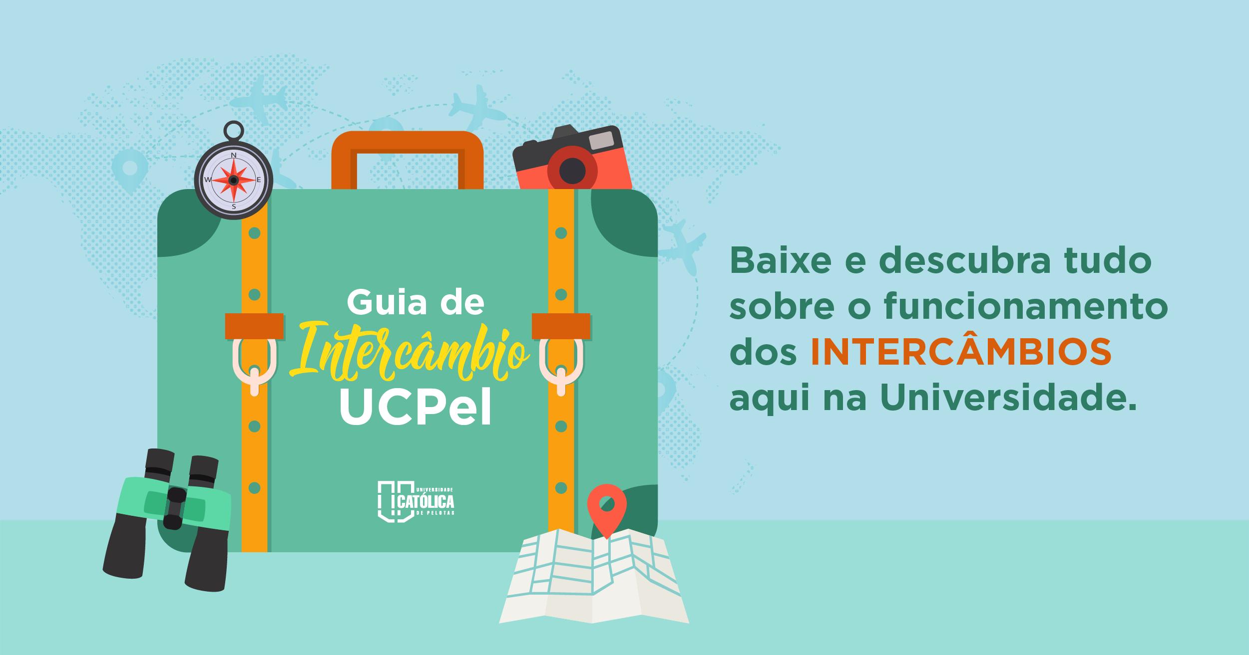 intercambio na faculdade, UCPel recebe intercambista da Alemanha