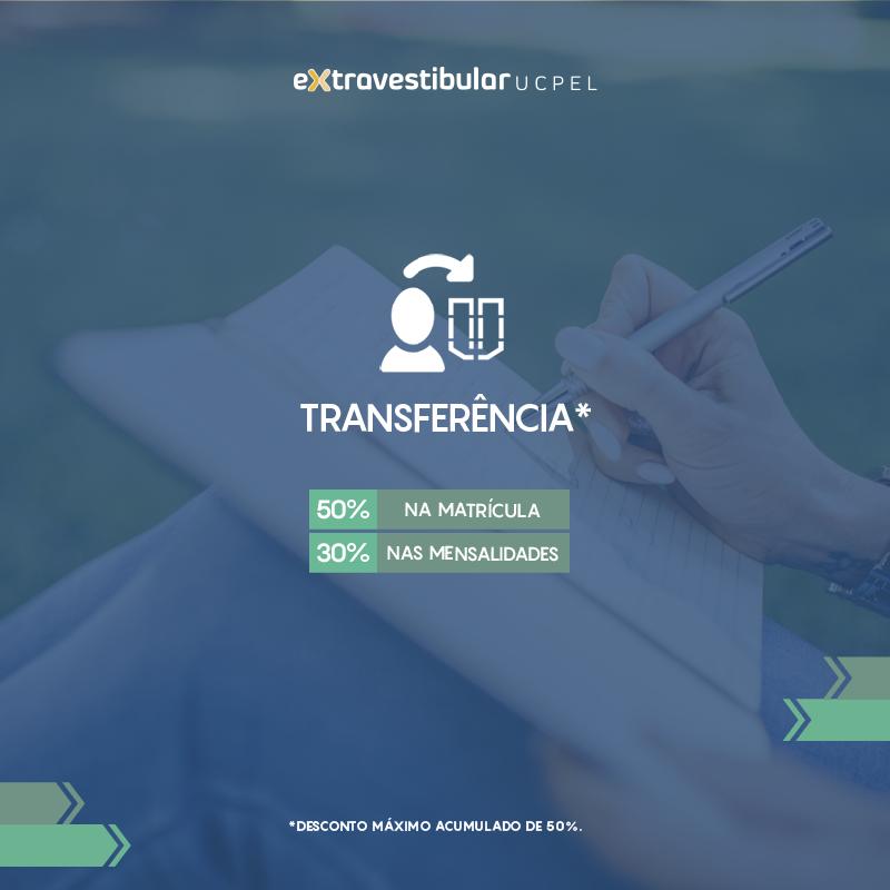transferência UCPel