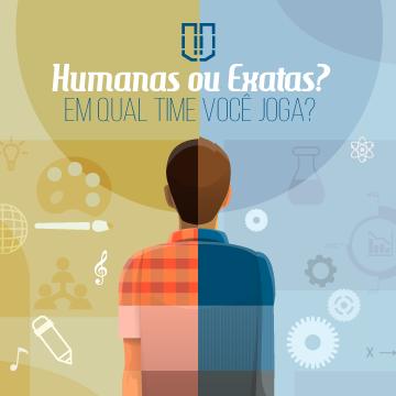 Quiz Humanas ou Exatas