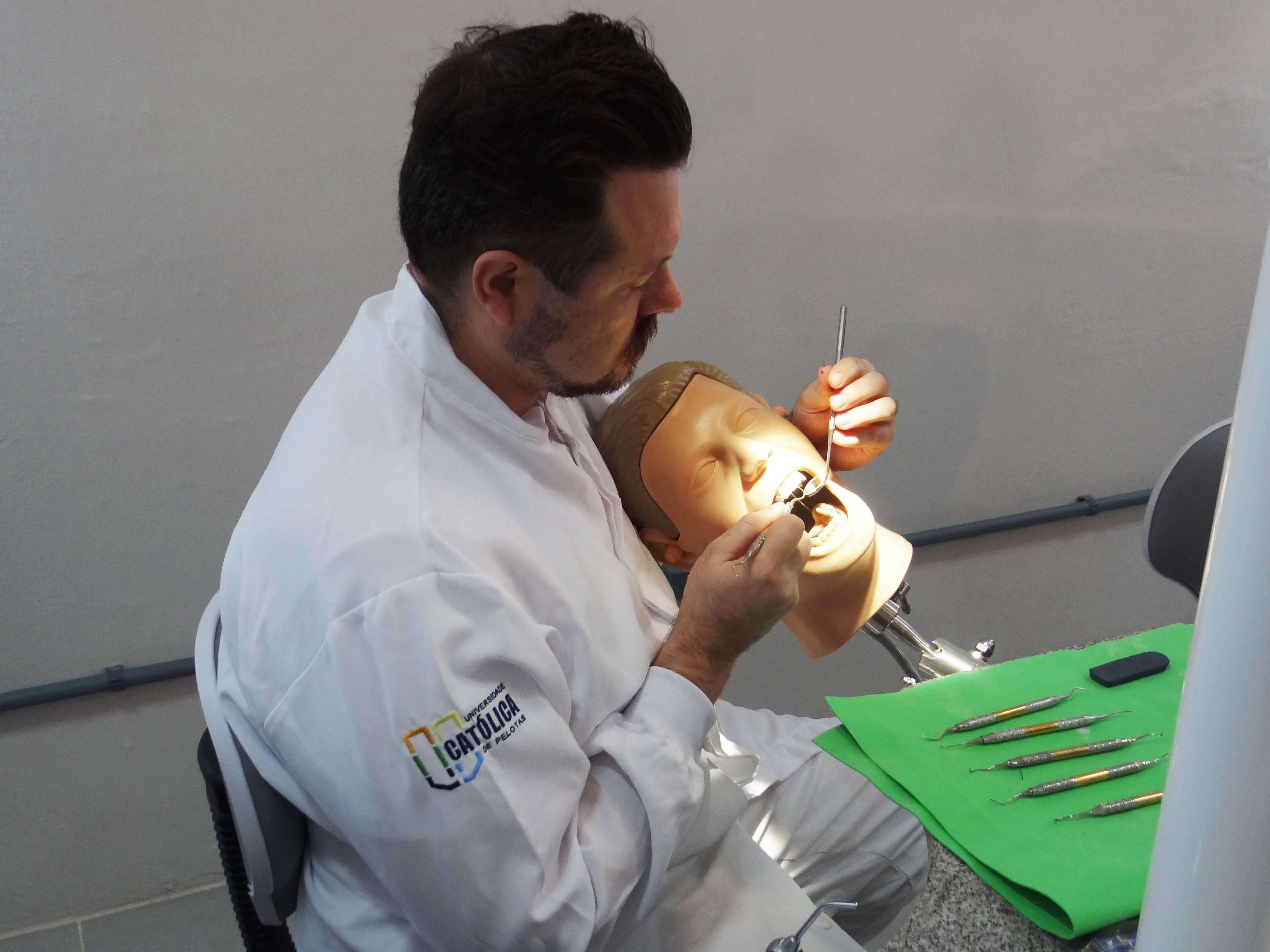 Laboratório de Práticas Odontológicas da UCPel, Laboratório de Práticas potencializa Odonto da UCPel
