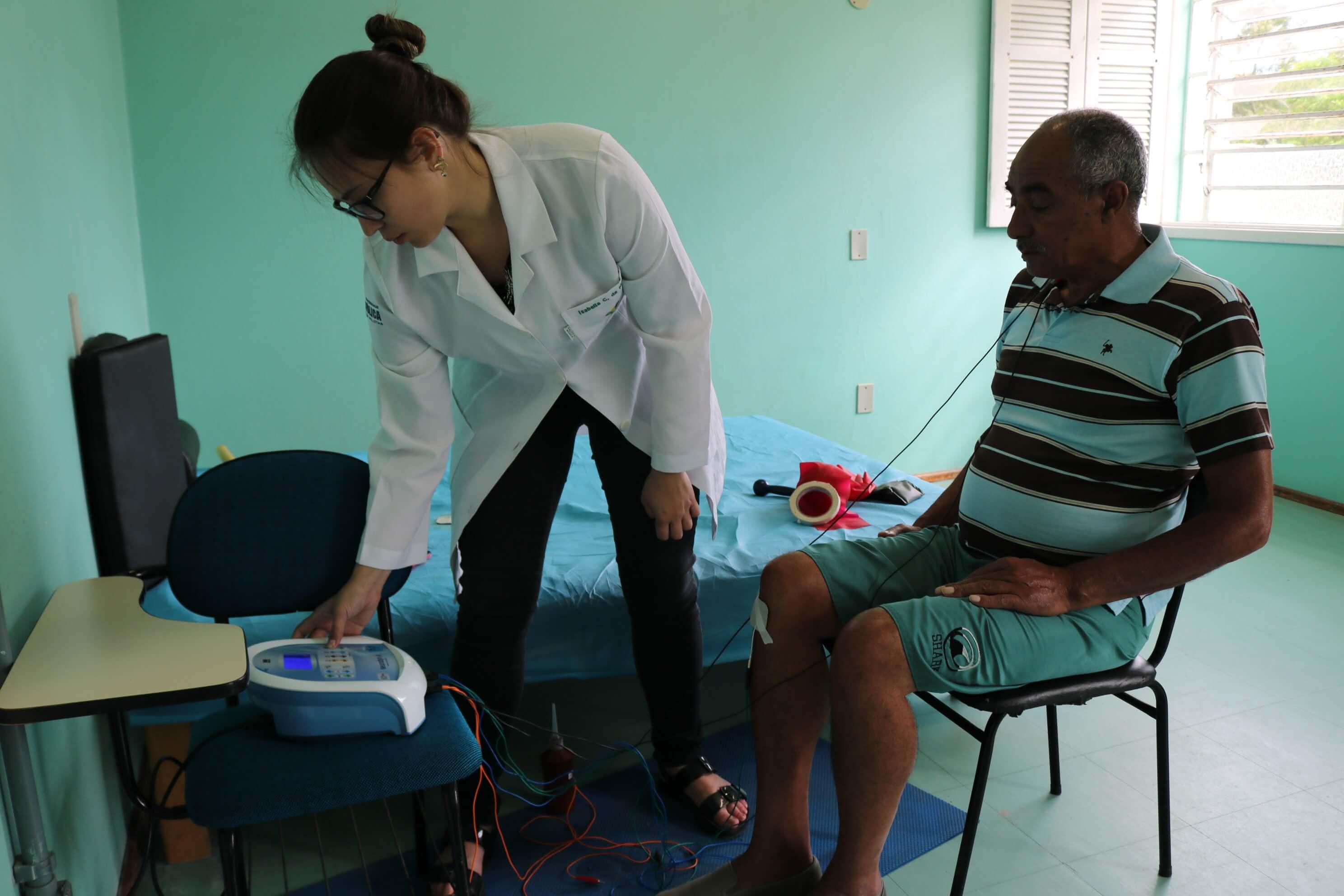 Fisioterapia da UCPel, Fisioterapia da UCPel: Programa de Extensão Atenção Fisioterapêutica na Comunidade
