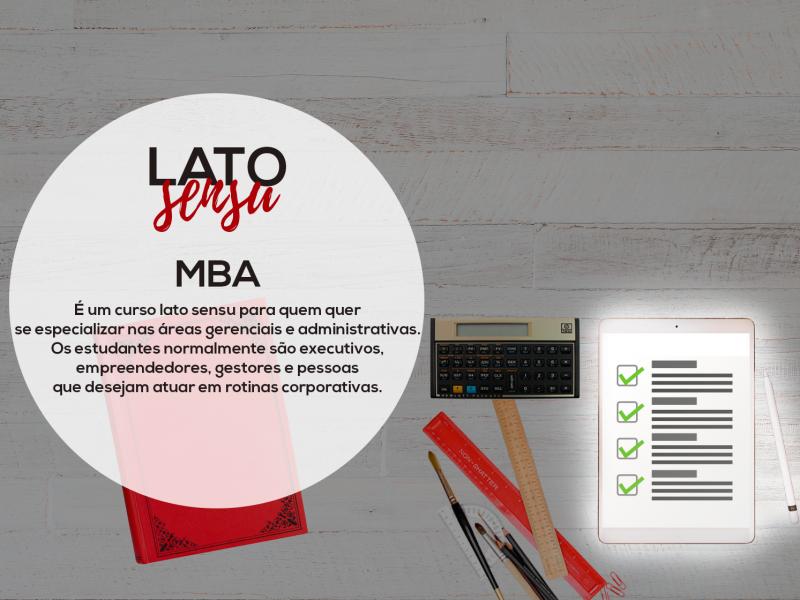 MBA, Você sabe a diferença entre MBA e MBE?