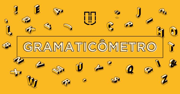 Gramaticômetro - Quiz sobre Gramática