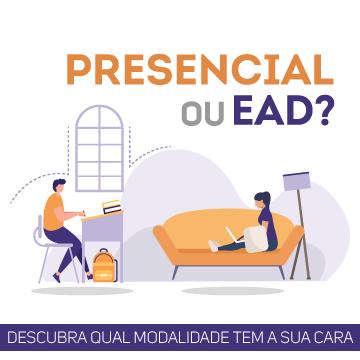 Quiz Presencial ou EAD