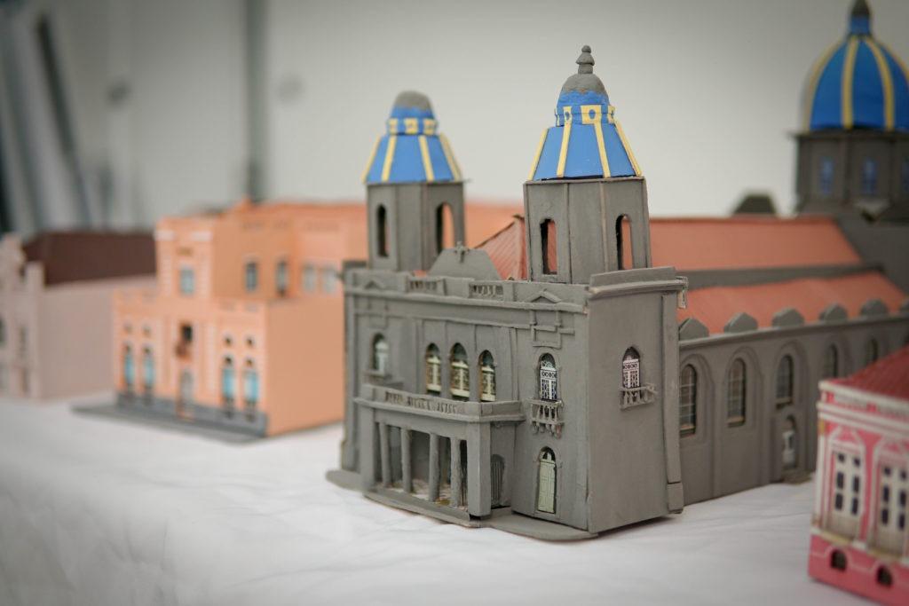 Maquete Catedral Metropolitana de Pelotas