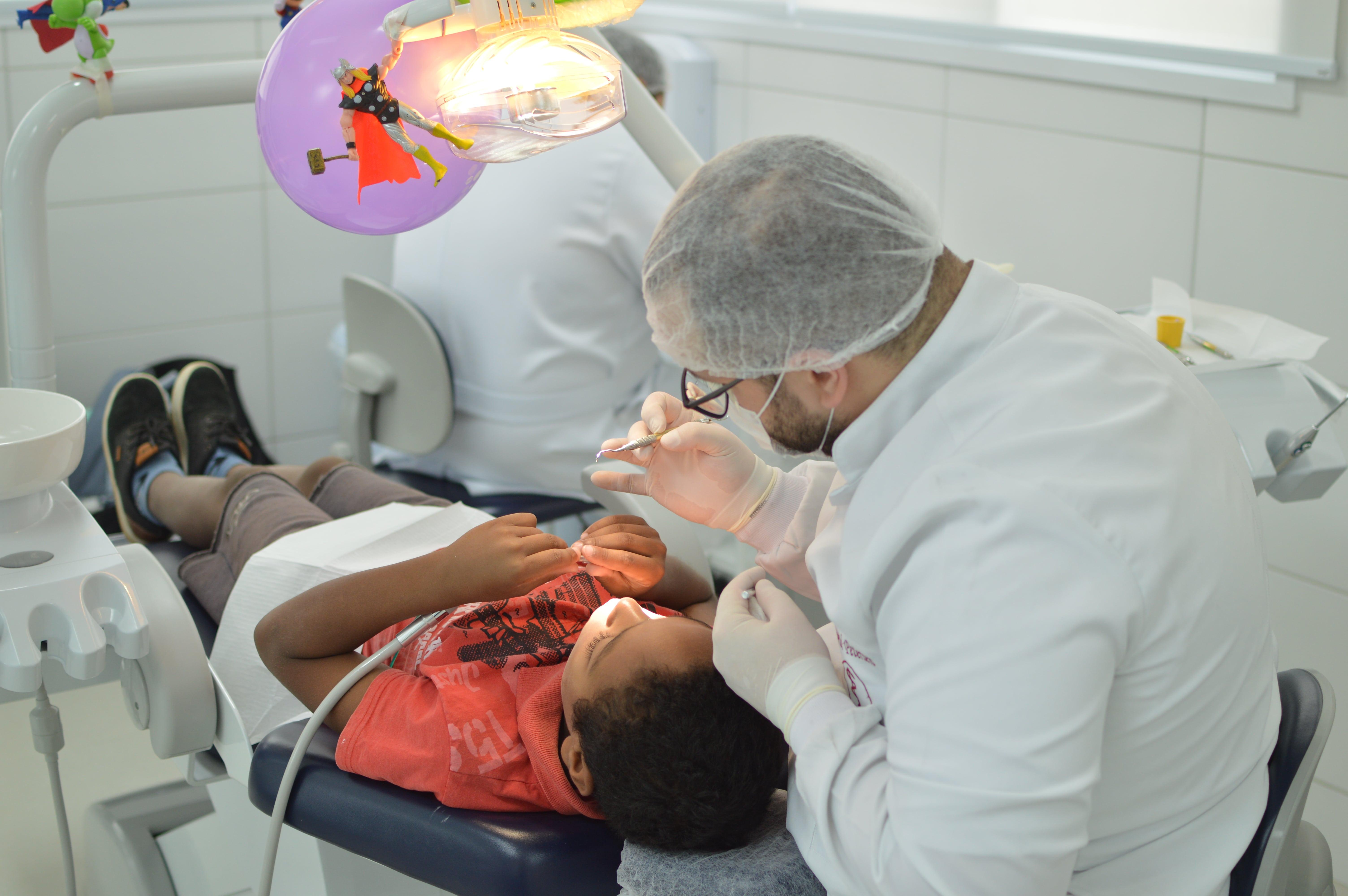 infraestrutura da odonto: atendimento na clínica odontológica