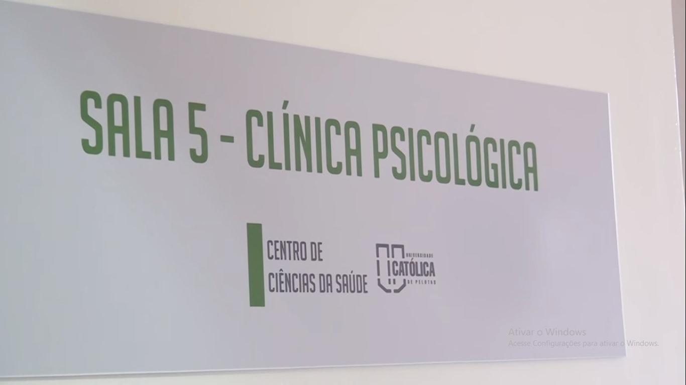Estrutura da Psicologia na UCPel inclui clínica própria