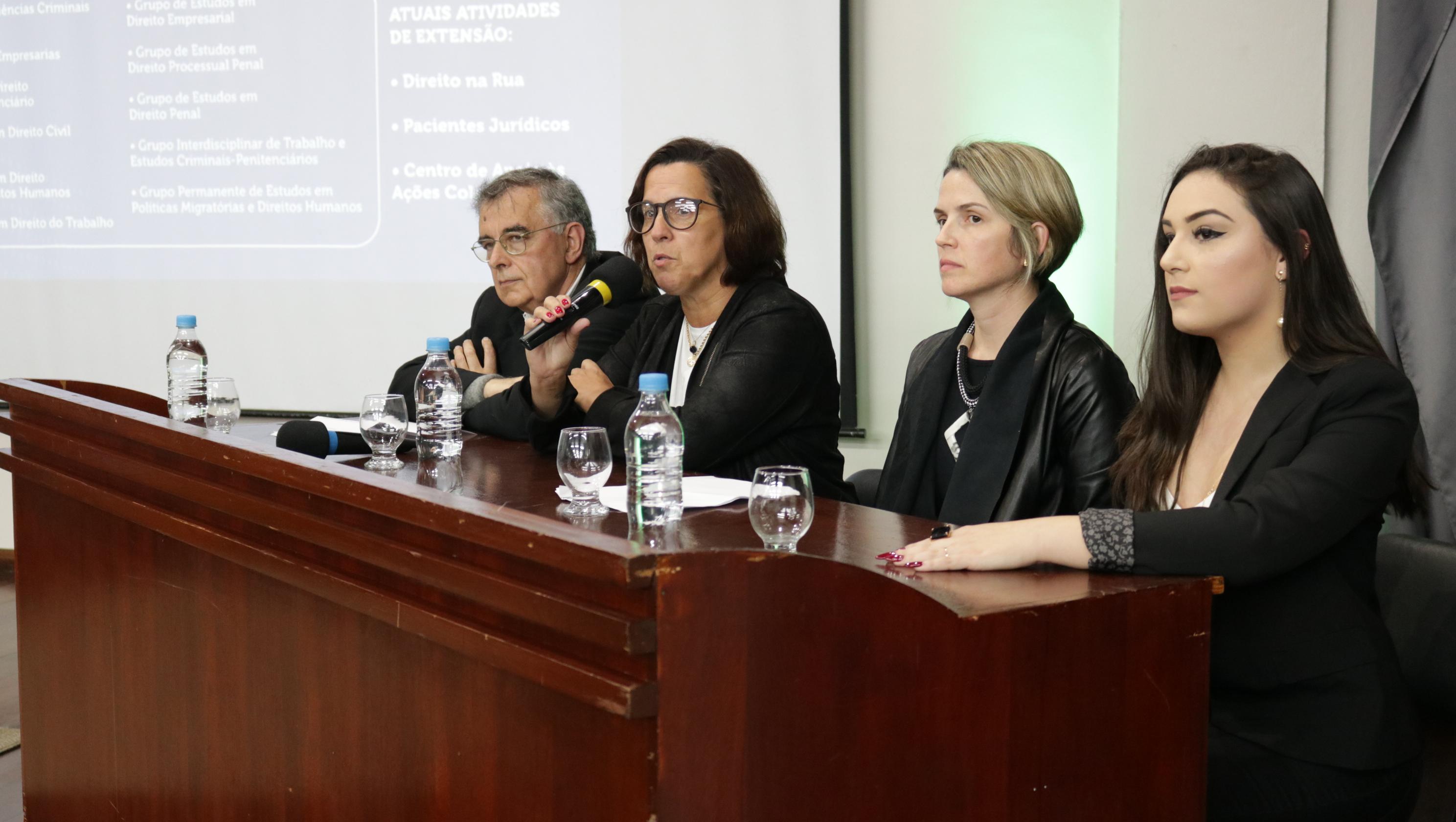 Professores do Direito UCPel