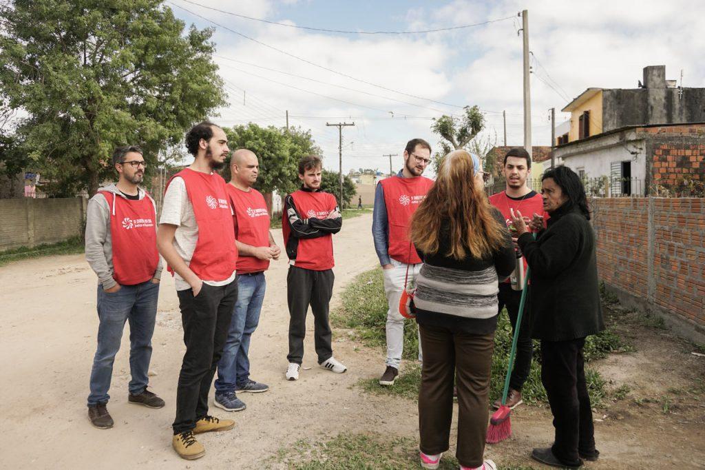 Projeto de Extensão Direito na Rua