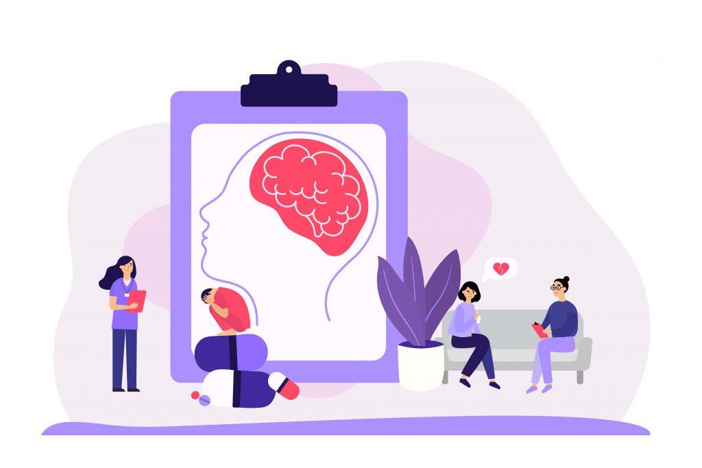 Estudos sobre a saúde mental integram o curso de Psicologia