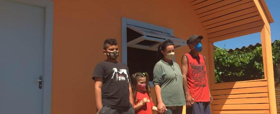 moradia popular, Moradia popular: ex-aluno da UCPel cria casa sustentável