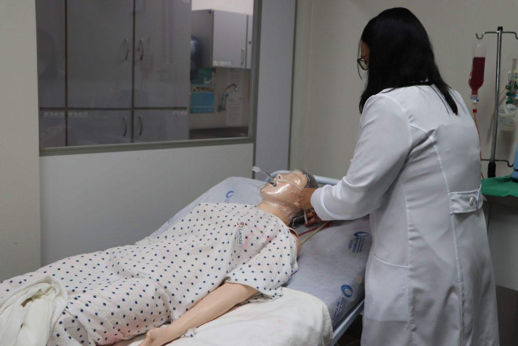 Simulação realística na Enfermagem