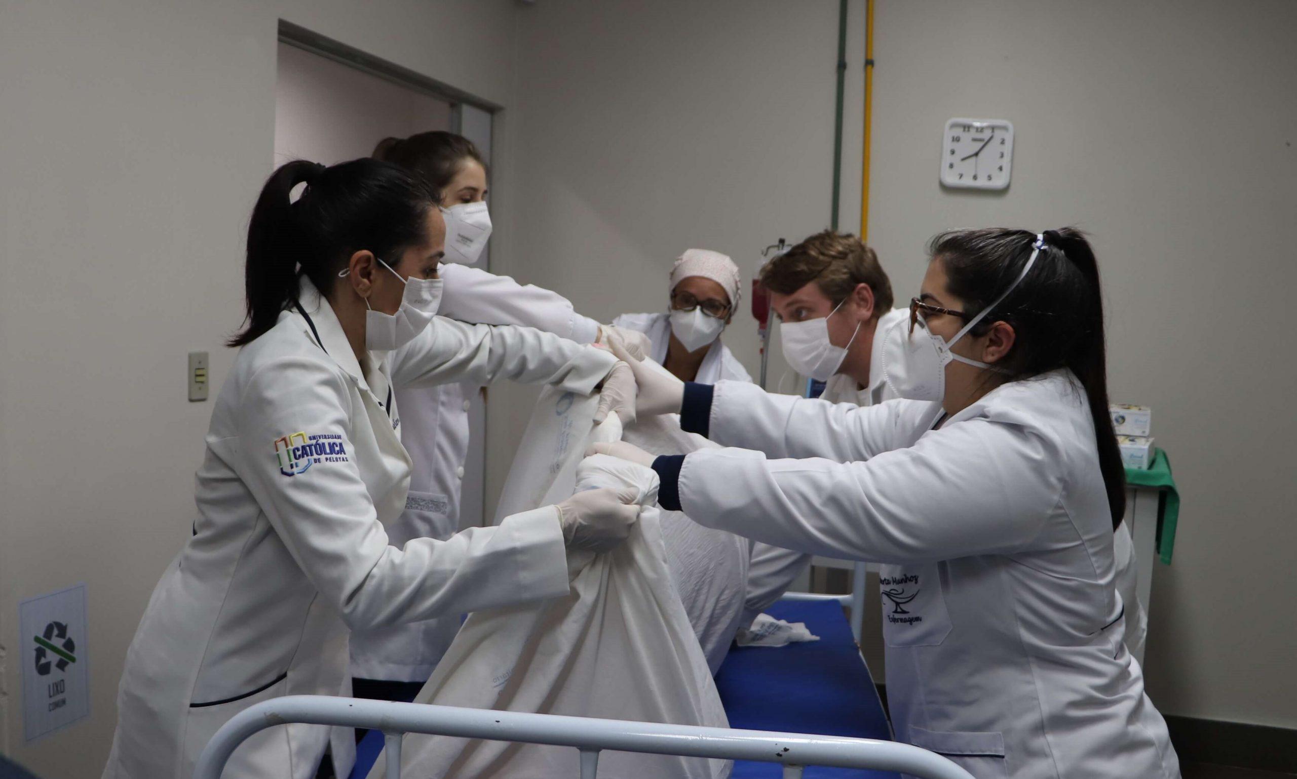 simulação realística na enfermagem, Simulação realística: utilização no ensino da Enfermagem