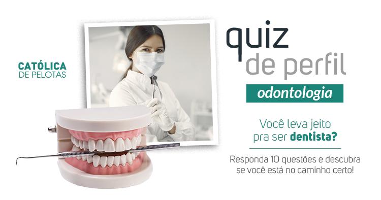 Quiz de Perfil Odontologia